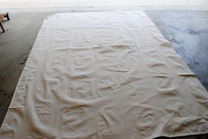Drop Cloth for flooring