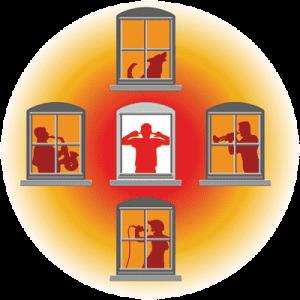 Window noise infographic