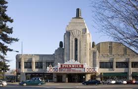Pickwick Theatre in Park Ridge Illinois