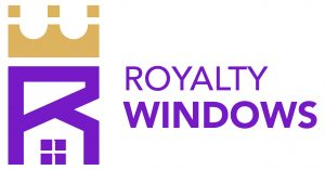 Royalty Windows | Window Replacement Company Logo